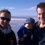 Eric, Dane, and Daddy