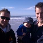 Eric, Dane, Daddy